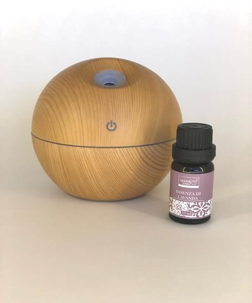 humidifier ball light brown